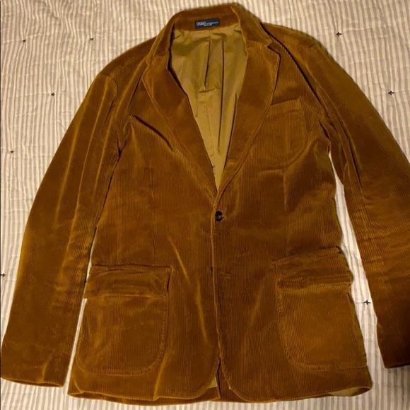Polo corduroy sport coat
